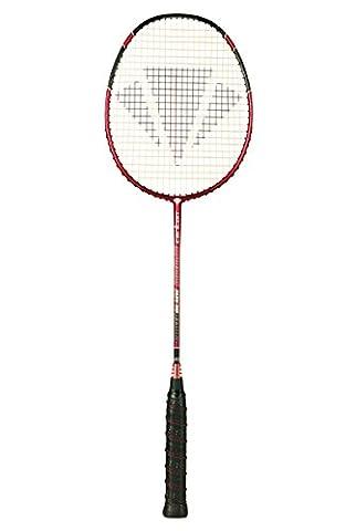 Dunlop superlite raquette de badminton carlton powerblade disque à meuleuse Taille unique Rouge - Rouge
