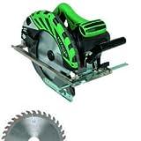Hitachi C9U2Kreissäge, 235mm, 2000W, grün
