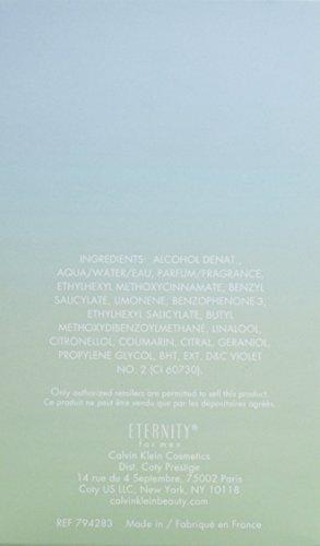 Calvin Klein Eternity Men Summer 2016 EdT Spray für Ihn 100ml