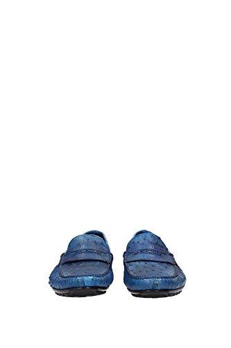 Mocassins Dolce&Gabbana Homme - (A30019A8G3980647) EU Bleu