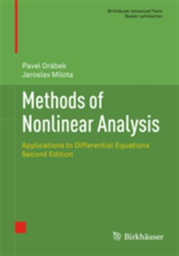 Methods of Nonlinear Analysis : Applications to Differential Equations