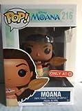Funko - Figurine Disney Vaiana / Moana - Moana With Oar Exclu Pop 10cm - 0889698114462