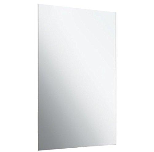 Cygnus Bath Espejo de baño de Pared 700 x 800 mm, 70 x 80 cm