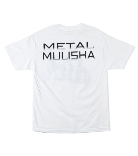 Metal Mulisha - - Herren-T-Shirt ungültig Optic White