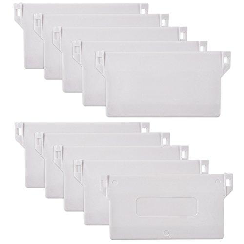 10 pezzi 89 mm (3.5 pollici) pesi di tende verticali bianco pesi di lamelle