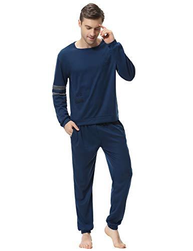 Herren Pyjama lang Bestseller