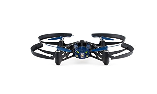 Parrot Airborne Night Drone Mac Lane blau