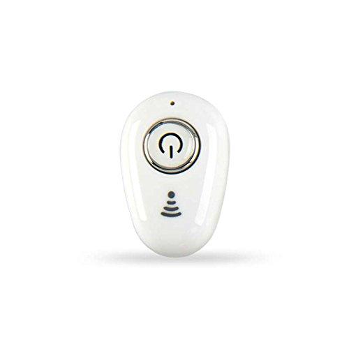 Mini Bluetooth Kopfhörer in Ear Kabellos,Bluetooth Kopfhörer Kabellos Wireless Ohrpolster Kopfhörer Bluetooth Kopfhörer in Ear Stereo Bass Earbuds mit eingebautem Mikrofon für iOS und Android Handys