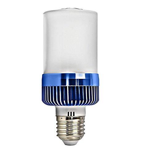 Style home E27 4.5W Warmweiss(3000K) Glühlampe und 3W Bluetooth 4.0 Lautsprecher 15m Reichweite nicht dimmbar in Blau 400-460LM (4-ohm-lautsprecher 15)