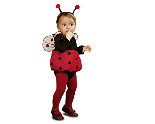 Imagen de my other me  disfraz de mariquita para niña, 0 6 meses viving costumes 201308