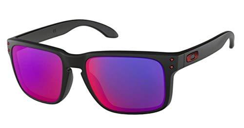 fdf0374ca5 9102, Occhiale da Sole, Matte Black/Positive Red Iridium,