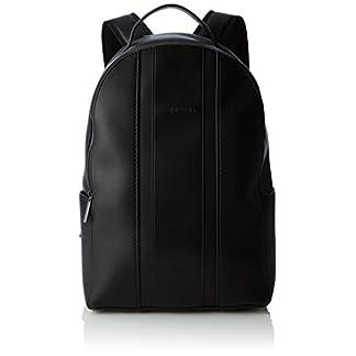 Calvin Klein – Essential 2 G Backpack, Mochilas Hombre, Negro (Black), 16x30x45 cm (B x H T)