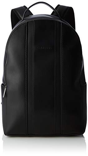 Calvin Klein Essential 2 G Backpack - Zaini Uomo, Nero (Black), 16x30x45 cm (B x H T)