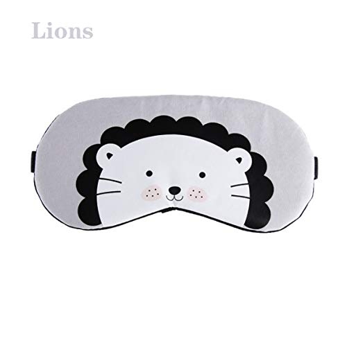 Fashion Sweet Pink 3d Cat Sleep Mask Natural Sleeping Eye Mask Eyeshade Cover Shade Eye Patch Women Girl Travel Blindfold G - Girls Womens Natural