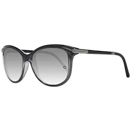 Montblanc Sonnenbrille Damen Grau