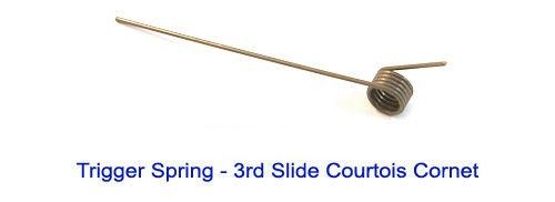 Courtois Courtois-Trigger-Federspannung 3 g Slide Flügelhorn und Kornett (Slide) 1015 1. 3g Slide