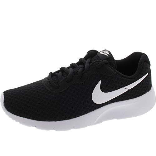 Nike Kids tanjun (GS) Laufschuh, Schwarz, 38 EU