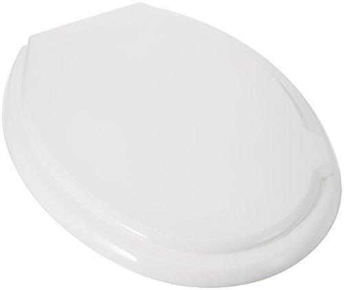 Tiger 251600646 Toilettensitz Softline, Thermoplast, Weiß, 46.5 x 37.5 x 4 cm
