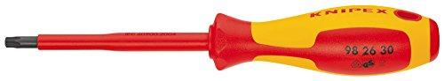 KNIPEX 98 26 25 Schraubendreher für Torx®-Schrauben 185 mm