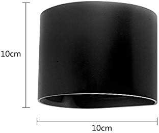 Impermeabile Impermeabile Impermeabile outdoor outdoor spotlight scala corridoio balcone retrò industria ferro lampada da parete per illuminazione di lampade del corridoio (Coloreee   nero, Stile   B) d4a102