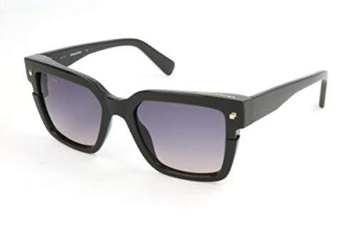 Dsquared2 Unisex-Erwachsene D Squared DQ0269 96B-51-19-140 Sonnenbrille, Schwarz, 51