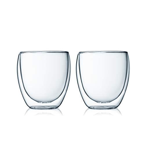 Bodum Pavina 4558-10, 2 bicchieri da 0,25 litri