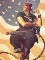 1870 ROSIE EXTRA GRANDE USA METAL PUBLICIDAD SIGNO DE PARED RETRO ART