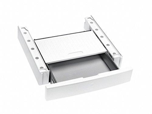 Miele WTV512 Trocknerzubehör/Wasch-Trocken-Verbindungssatz für sichere und platzsparende...
