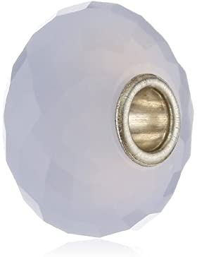 TrollBeads Damen-Bead Chalcedon 925 Sterling Silber TSTBE-20013