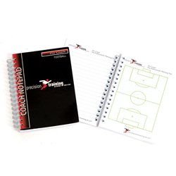 Precision Training - A6 Notepad for Coaching and Scouting