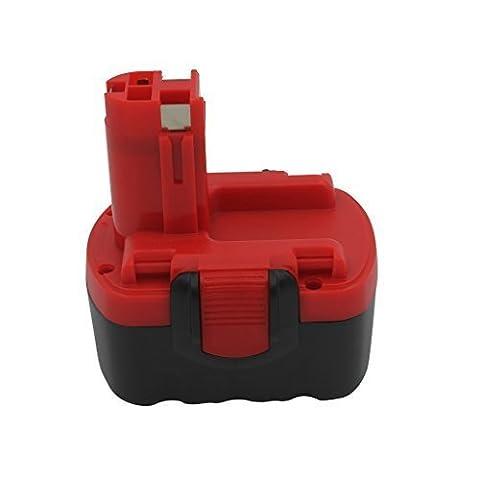 Batterie Pour Perceuse - KINSUN outil électrique batterie 14.4V 1.5Ah Ni-Cd