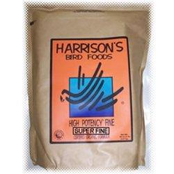Harrison`s High Potency Super Fine 1lb - Organic Bird Food