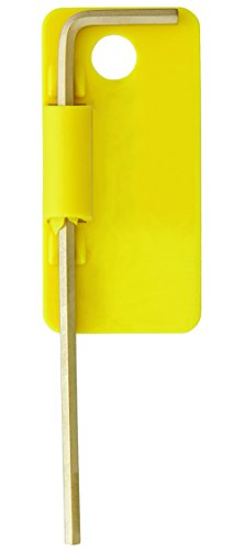 Bondhus 39147markiert und Barcode .71-mm-Spitze Schlüssel Innensechskantschlüssel mit GoldGuard Finish, 66mm