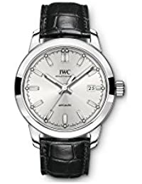IWC Ingenieur Automatic Silver Dial Mens Watch IW357001