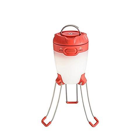 Black Diamond Apollo Lantern Octane / Laterne und Ladegerät in einem - helle LED-Laterne zum Campen und laden von elektronischen Geräten / Mini-Campinglampe, max. 225 Lumen