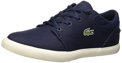 Lacoste Herren Bayliss 119 1 CMA Sneaker Blau (NVY/Off Wht J18) 44 EU