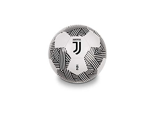 Mondo-13414 Juventus Mini Pallone Calcio, Colore Bianco/Nero, 13414