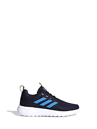 adidas Lite Racer CLN, Unisex-Kinder Hallenschuhe, Mehrfarbig (Tinley/Azubri/Amasho 000), 37 1/3 EU - Kinder-volleyball-schuhe