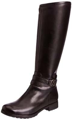 Rockport Women's TRISTINA CIRCLE BOOT Boots  Black Size: 8