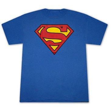 T-shirt SUPERMAN Classic Shield Logo