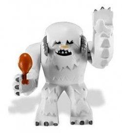 LEGO Star Wars Minifigure - Hoth Wampa with Turkey Leg (75098) by LEGO