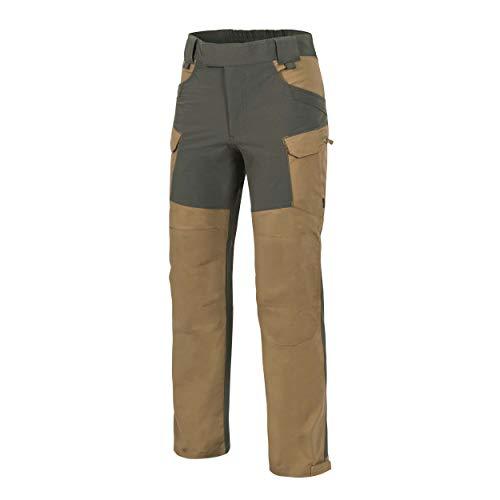 Helikon-Tex Hybrid Outback Pants - DuraCanvas - Coyote/Taiga Green A -