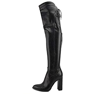 Marc Fisher Womens Neela 2 Closed Toe Over Knee Fashion Boots 3
