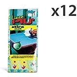 Set 12 Tovaglia stiromoll tavolo 70x100 cm.art.0442c - Servilletas y manteles