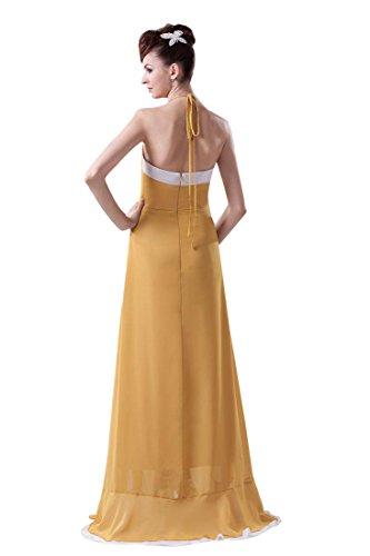 Beauty-Emily - Robe de chambre - Femme Goldenrod