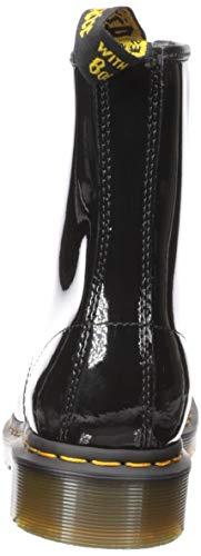 Dr. Martens 1460 Patent Stivaletti per Donna Nero