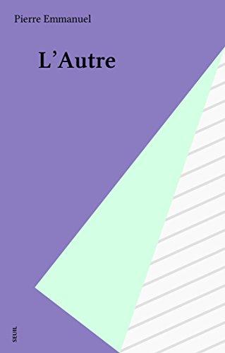 Livres gratuits L'Autre pdf