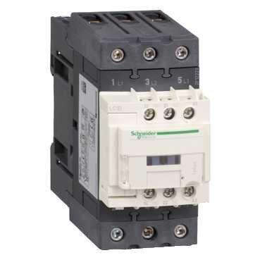 SCHNEIDER ELEC PIC - PC7 06 03 - CONTACTOR EVERLINK 3 POLOS AC3 440V 50A 115V