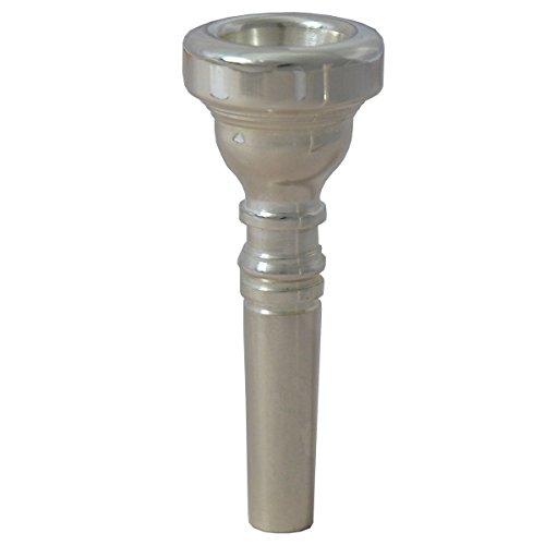 Soundman® Jagdhornmundstück 7C (kleiner Schaft) für Jagdhorn/Posthorn/Fürst-Pless-Horn (versilbert) Mundstück