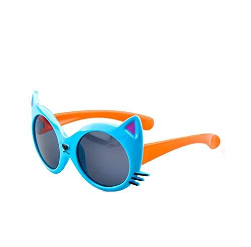 Koojawind Baby Comfort Sonnenbrillen Jungen Und MäDchen, Baby Kids Jungen MäDchen Anti-Uv-Brillen Cartoon Goggle Sonnenbrillen, Brillen Classic Designer Sonnenbrillen Fashion Style Uv400